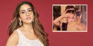 Sara Ali Khan reveals her 'sapno ki rani'!