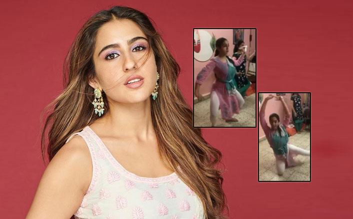 #ThrowbackThursday: Sara Ali Khan's Odissi Dance Will Beat Your Quarantine Blues