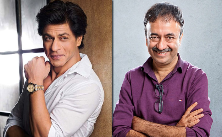 Shah Rukh Khan Might've Just CONFIRMED His Next With Rajkumar Hirani & The Fans Are Going Crazy