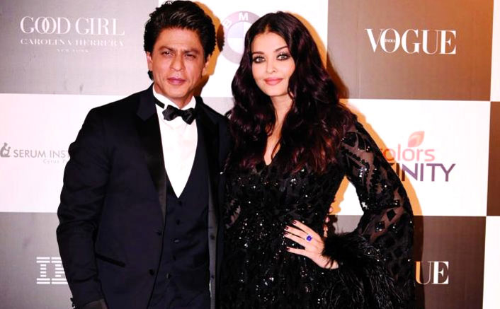"Shah Rukh Khan On Working With Aishwarya Rai: ""I Have Been Very Unlucky With Aishwarya"""