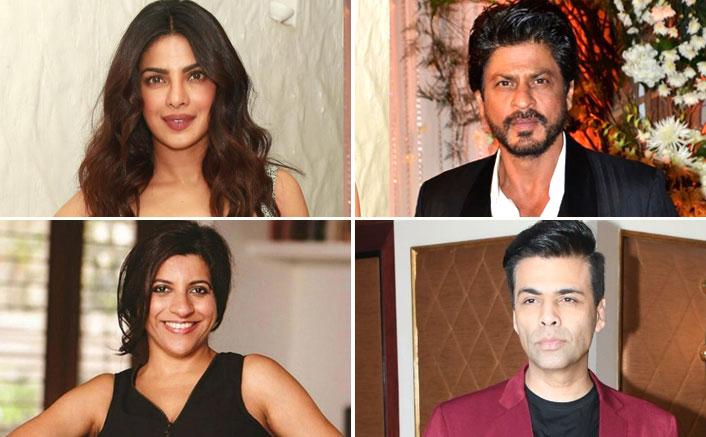 Shah Rukh Khan, Priyanka Chopra Jonas, Will Smith & Others To Unite For Karan Johar & Zoya Akhtar's Concert