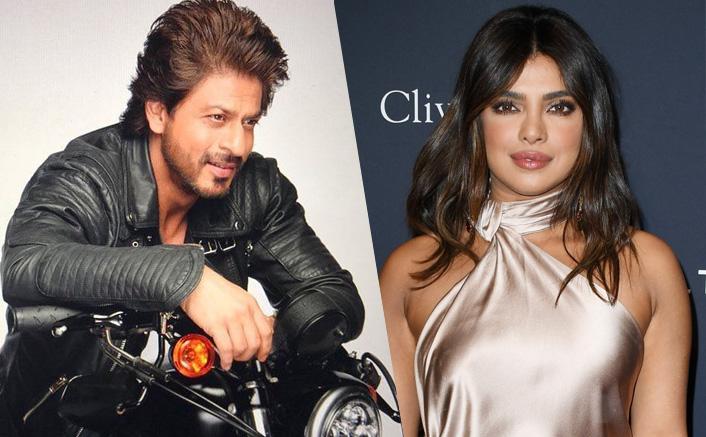 Shah Rukh Khan & Priyanka Chopra To Reunite For THIS Special Reason!