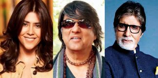 Shaktimaan Actor Mukesh Khanna Takes A Sly Jibe At Ekta Kapoor Yet Again & He Has Something To Say About Amitabh Bachchan Too!