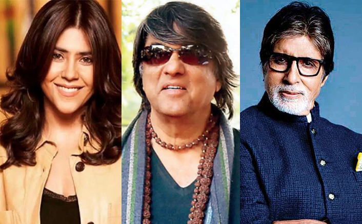 Shaktimaan Actor Mukesh Khanna Takes A Jibe At Ekta Kapoor Yet Again & Also Has Something To Say About Amitabh Bachchan!