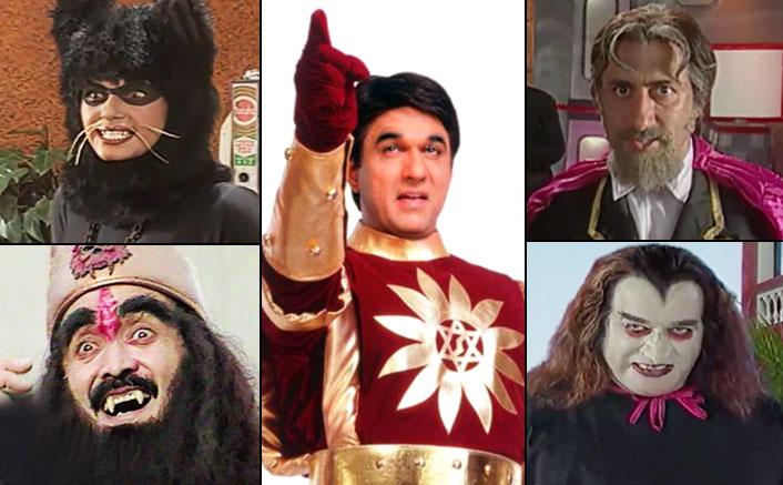 Shaktimaan: Tamraj Kilvish To Shalaka - Which Character Was More Evil? VOTE NOW
