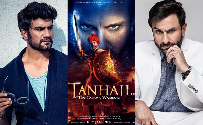 """Sharad Kelkar On Saif Ali Khan's Controversial Indian History Comment On Tanhaji: """"Blown Out Of Proportion"""""""