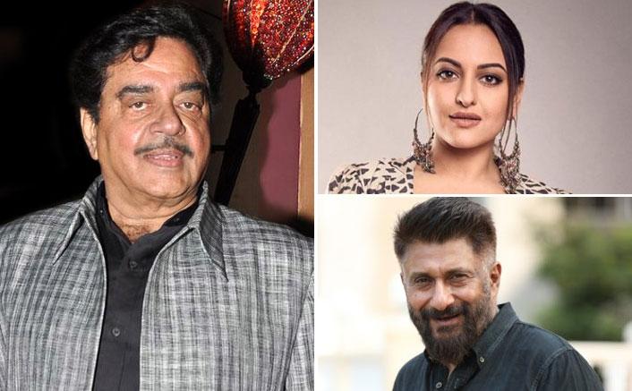 """Shatrughan Sinha Now Takes A Dig At Vivek Agnihotri Over Sonakshi Sinha Row: """"Hum Log Ke Ghar Me Koi Pagal Nahi Hai"""""""