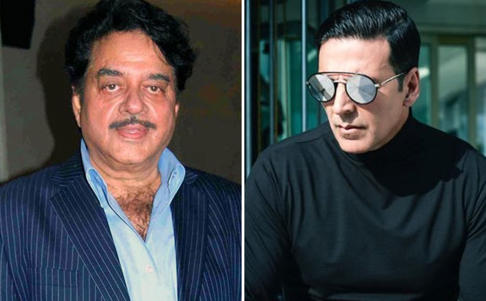 "Shatrughan Sinha's Indirect JIBE At Akshay Kumar's 25 Crores Donation: ""Don't Make This Into A Mine-Is-Bigger-Than-Yours…"""