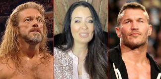 SHOCKING! Edge & Randy Orton Accused Of Harassment By Former WWE Diva Amy Weber