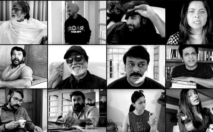 Short Film Family: Ranbir Kapoor And Alia Bhatt Shot Each Other's Scenes