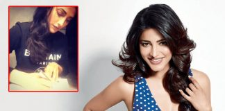 Shruti Haasan Explores Her Artistic Side, Utilizes Quarantine Time By Making Doodle Art
