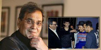 Shubhash Ghai Shares A Throwback Pic Of Kartik Aaryan With Salman Khan & Aamir Khan, Says Young Star Has Caught The Ladder Of Success