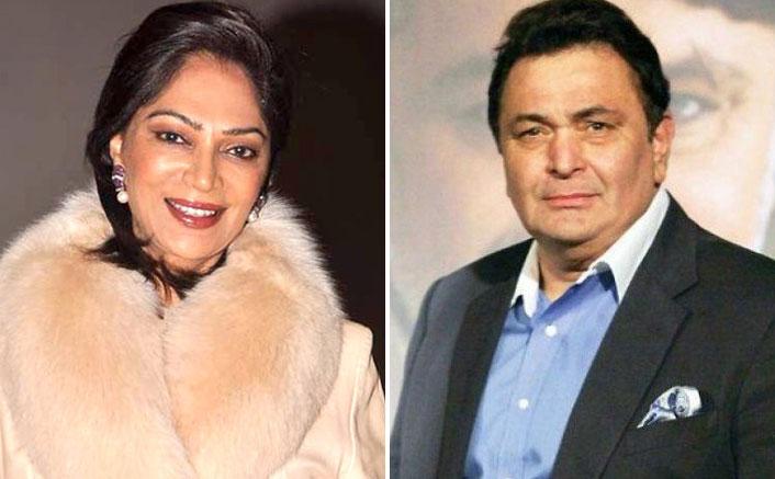 "Simi Garewal On Her 'Playmate' Rishi Kapoor : ""My Chintu Darling Is Gone, No Last Goodbye, No Funeral..."""