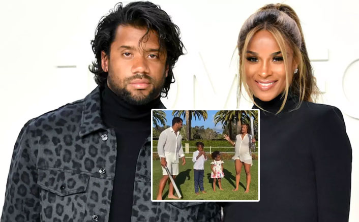 Singer Ciara & Russel Wilson Make A BIG ANNOUNCEMENT As They Reveal The Gender Of Their Upcoming Video, Watch