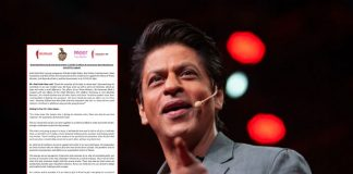 Social media and prominent personalities laud Shah Rukh Khan's announcement of several initiatives to fight Covid-19
