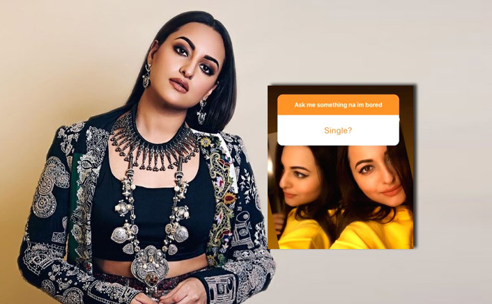 Sonakshi Sinha Is NOT Single, Actress Reveals Herself! Read On