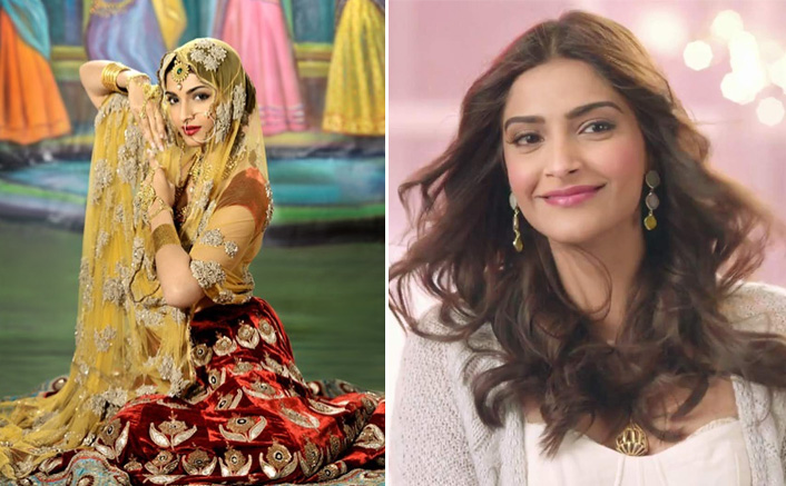 Sonam Kapoor Channels Her Inner Madhubala & Our Jaws Are Hitting The Floor Already!