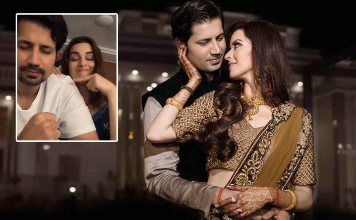 Soon-To-Be Parents Ekta Kaul & Sumeet Vyas Debut On TikTok; Check Out Their Cute Video