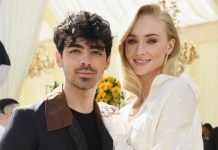 Sophie Turner: COVID-19 lockdown is like a prison for Joe Jonas