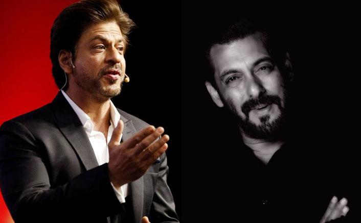 Did Shah Rukh Khan Just Take A Dig At Salman Khan's COVID-19 Song 'Pyaar Karona'?