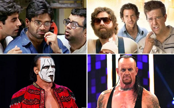 'Sting' & 'The Undertaker' To 'The Hangover' & 'Hera Pheri' - Dream Collaborations That Will Be A Fun To Watch!