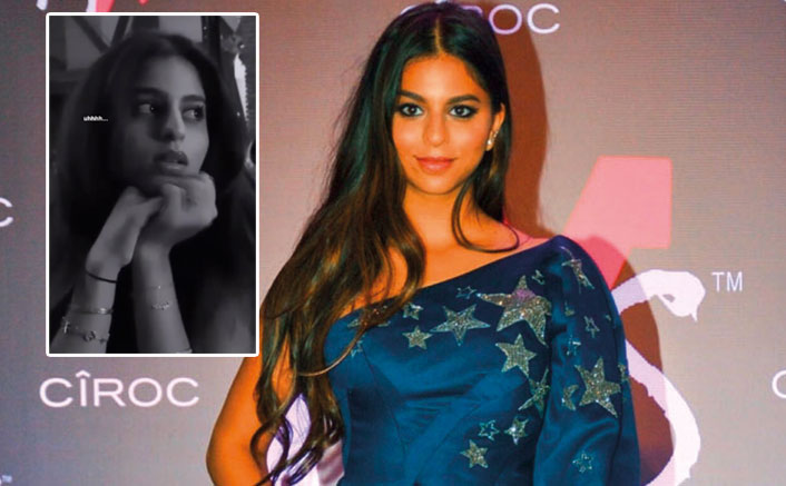 Suhana Khan In This Video Clip Is Basically Everyone Of Us Waiting For Lockdown To End Soon