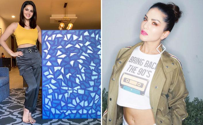 Sunny Leone's Artistic Representation Of Current Scenario Is Mind-Boggling, See Pic!