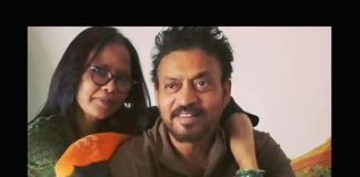 Sutapa Sikdar's emotional post for late husband Irrfan Khan