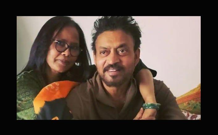 """Irrfan Khan's Wife Sutapa Sikdar Breaks Silence: """"I Have Not Lost I've..."""""""