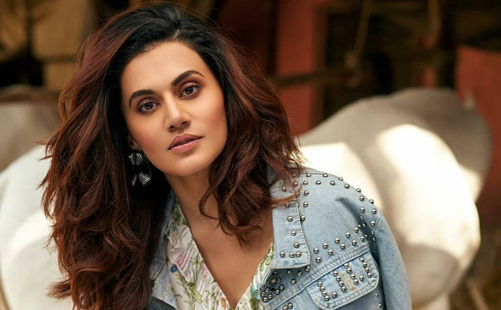 Taapsee Pannu recalls the day she accepted her flaws