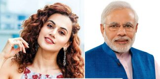Taapsee Pannu Takes A Sarcastic Dig At PM Narendra Modi