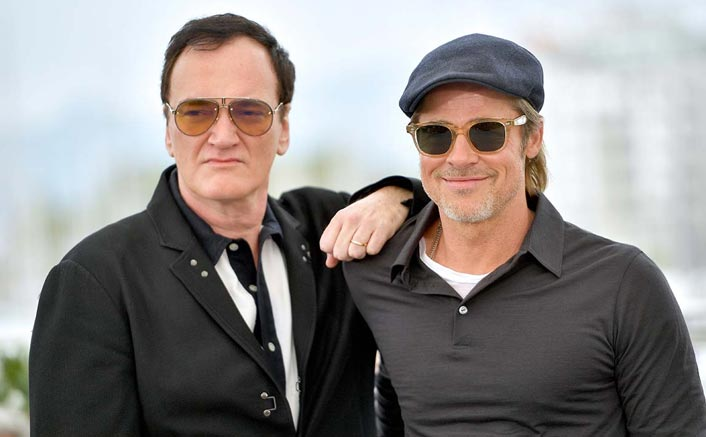Tarantino reveals how 'shy' Brad Pitt nailed his shirtless scene