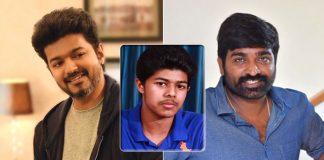 Thalapathy Vijay's Son Jason Sanjay To Make His Debut With Vijay Sethupathi's Production?