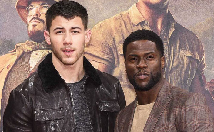 The Boy Scouts Nick Jonas & Kevin Hart Embark On An Adventure