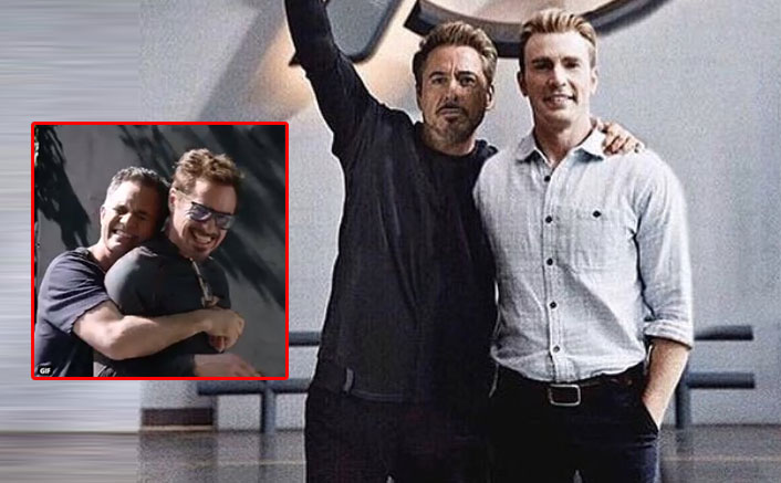 Robert Downey Jr Turns 55; Chris Evans, Mark Ruffalo & Others Wish Iron Man In Avengers Style!