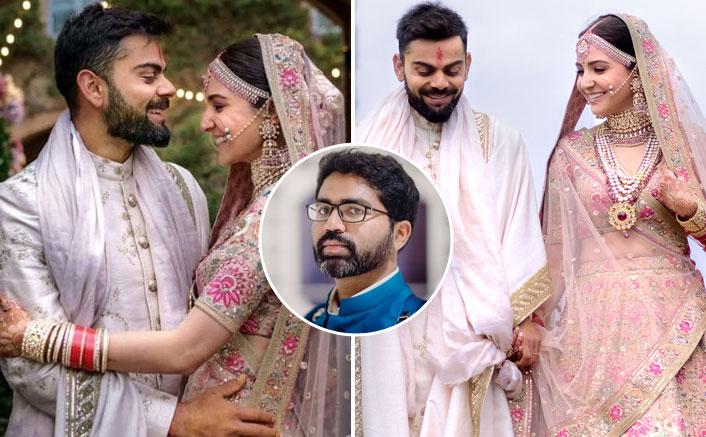 The man who captured Virat-Anushka's fairytale wedding