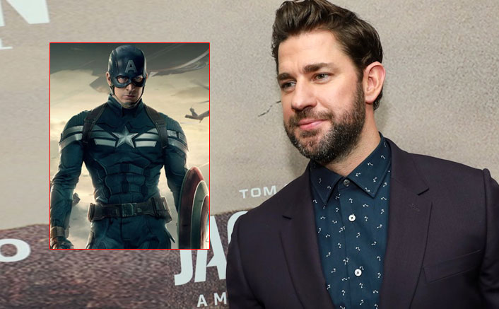 The Office's Jim John Krasinski To Enter The 'Marvel Universe' As THIS Superhero After Being Rejected For Captain America?