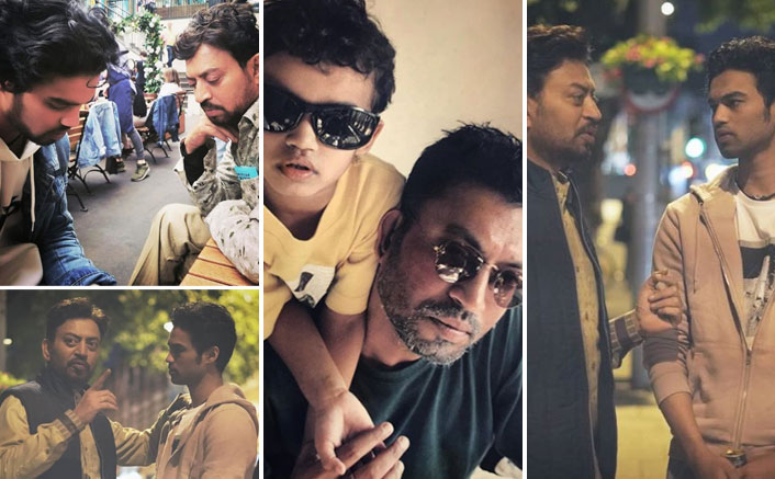 These UNSEEN Pictures Of Late Actor Irrfan Khan With Son Babil Will Definitely Leave You Teary-Eyed