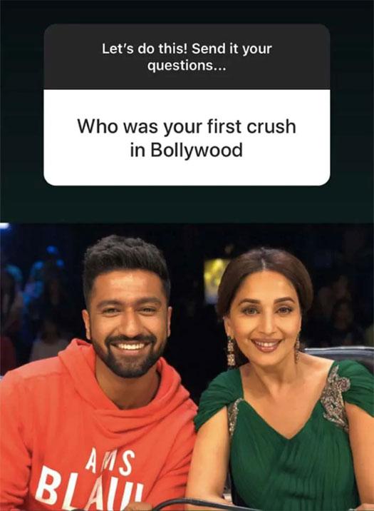 Vicky Kaushal's First Bollywood Crush Will Make You Go 'Maar Daala'!