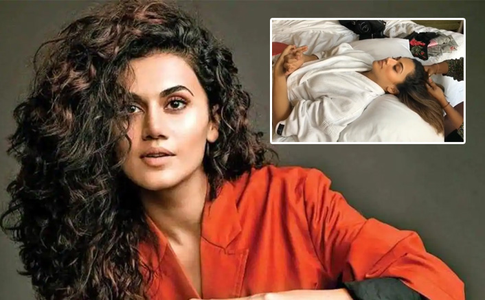 This Is How Taapsee Pannu Beats Film Promotions Stress