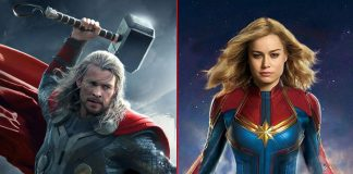 Thor & Thor's Hammer To Make A Comeback In Brie Larson's Captain Marvel 2?