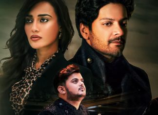 Three Days Before It's release, Surbhi Jyoti Shares a Glimpse From Her Upcoming Music Video 'Aaj Bhi' Starring Ali Fazal