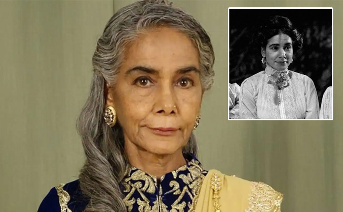 Throwback Thursday: Balika Vadhu's Dadi Sa Aka Surekha Sikri's Unseen Picture & Lesser Known Facts