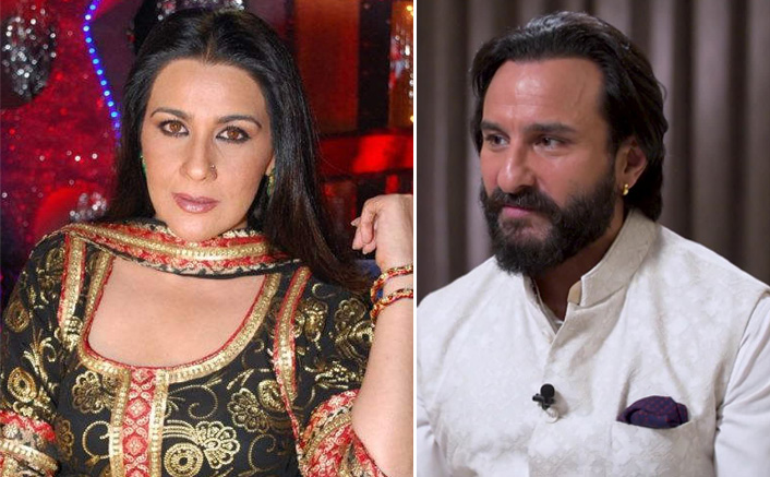 Throwback To The Time When Saif Ali Khan Apologized To Ex-Wife Amrita Singh On Camera