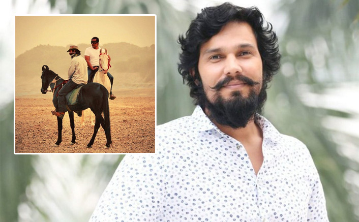 Extraction: Randeep Hooda Recalls His Hilarious Falling From A Horse & How He Thought It'll Cost Him The Film