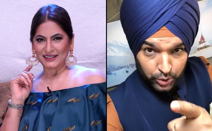 #ThrowbackThursday: When Kapil Sharma As Sidhu Made Us Fall For His Humour Yet Again By Trolling Archana Puran Singh & It Was All 'Kissa Kursi Ka'