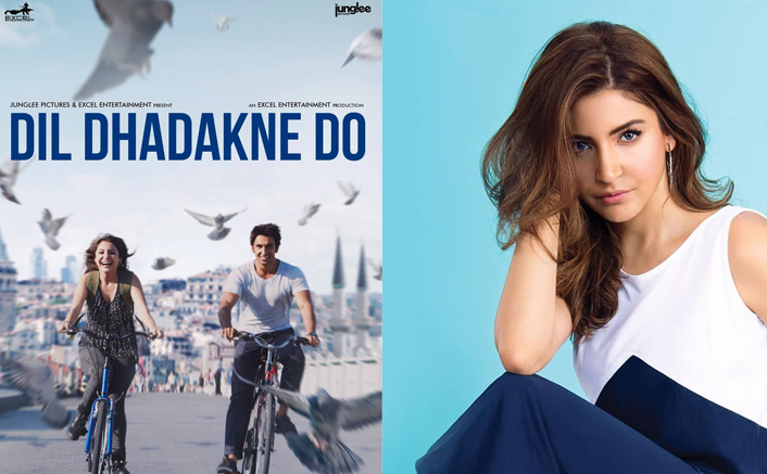 Anushka Sharma Narrates Her Intro Sequence From Dil Dhadakne Do In Off The Record's New Episode