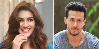 "Tiger Shroff On Reuniting With Kriti Sanon On-Screen: ""She's Too Big Of A Star..."""