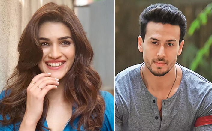 """Tiger Shroff On Reuniting With Kriti Sanon On-Screen: """"She's Too Big Of A Star..."""""""