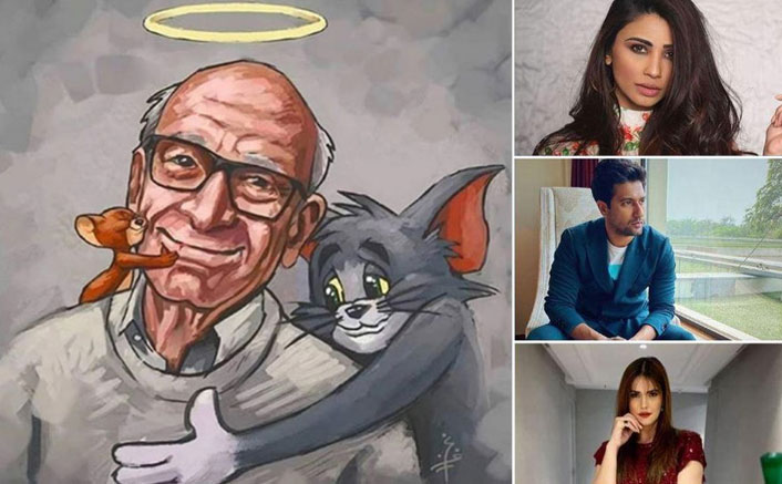 Vicky Kaushal, Daisy Shah & Others Mourn Tom & Jerry Creator Gene Deitch's Demise